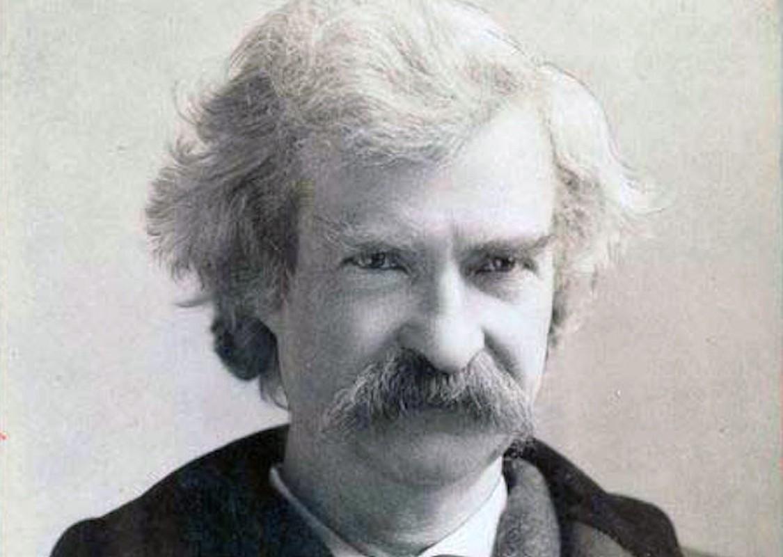Dinh menh chet choc giua Mark Twain voi sao choi