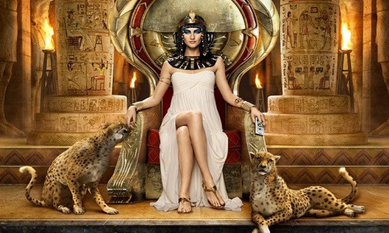 Khong phai tu sat, Nu hoang Cleopatra bi am sat?-Hinh-10