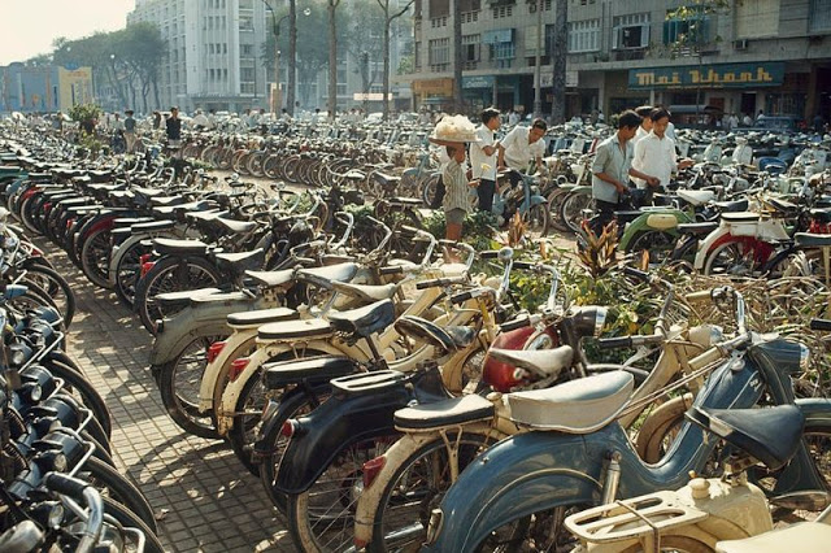 Bo anh hiem Sai Gon nhung nam 1960-Hinh-2