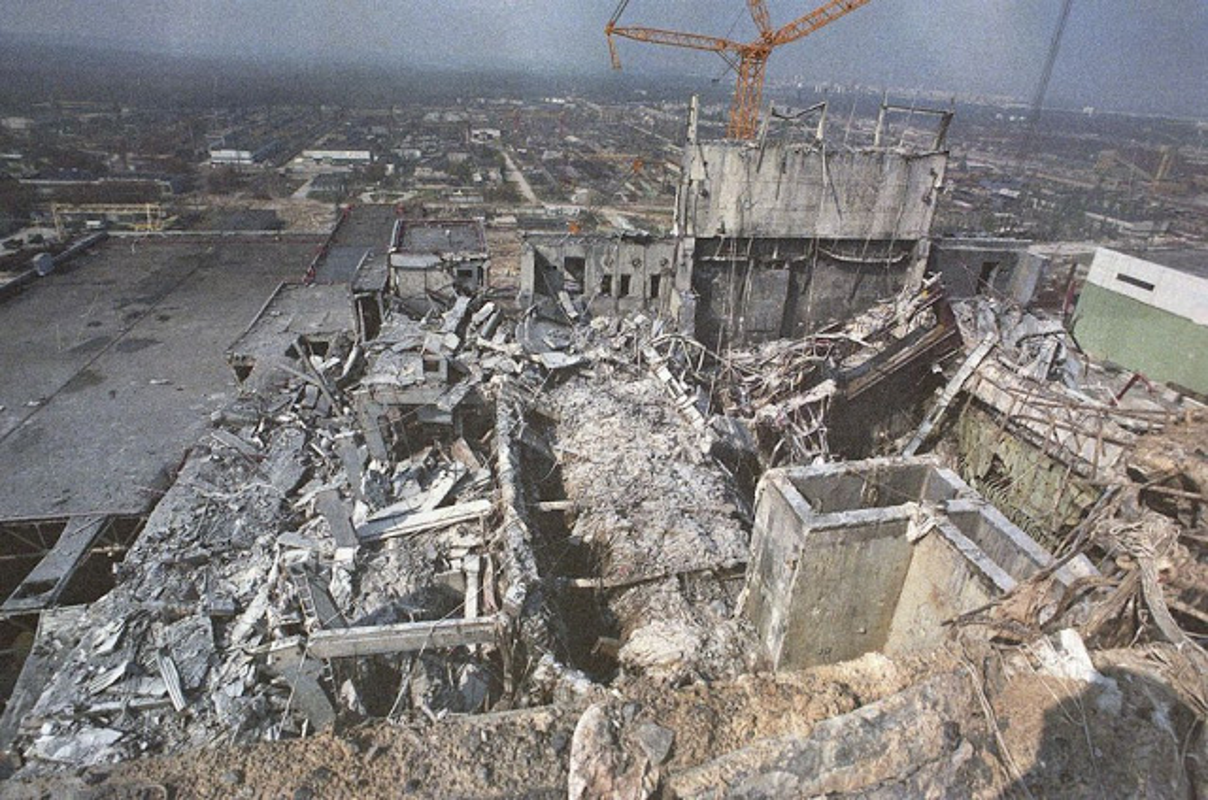 Loat anh khong the quen ve tham hoa hat nhan Chernobyl 34 nam truoc-Hinh-7