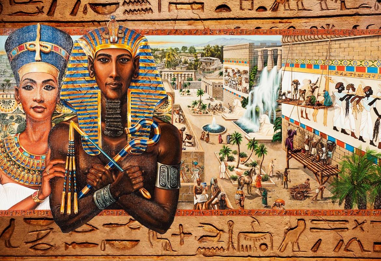 Pharaoh Ai Cap co thuc su de rau dai toi nguc?-Hinh-2
