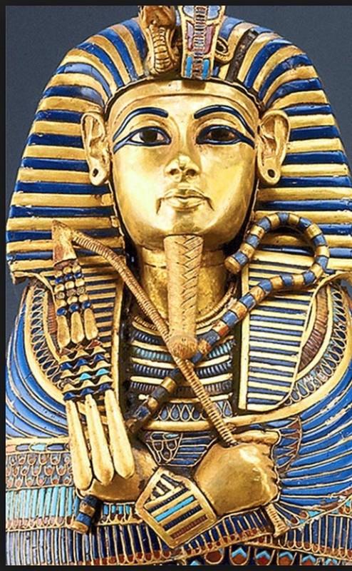 Pharaoh Ai Cap co thuc su de rau dai toi nguc?