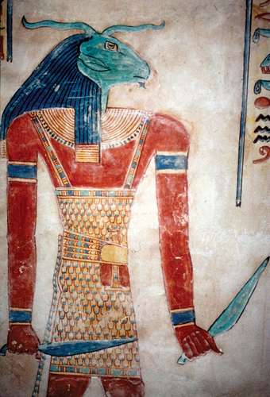 Giai mat vi than duoc coi la cha cua cac pharaoh Ai Cap-Hinh-8