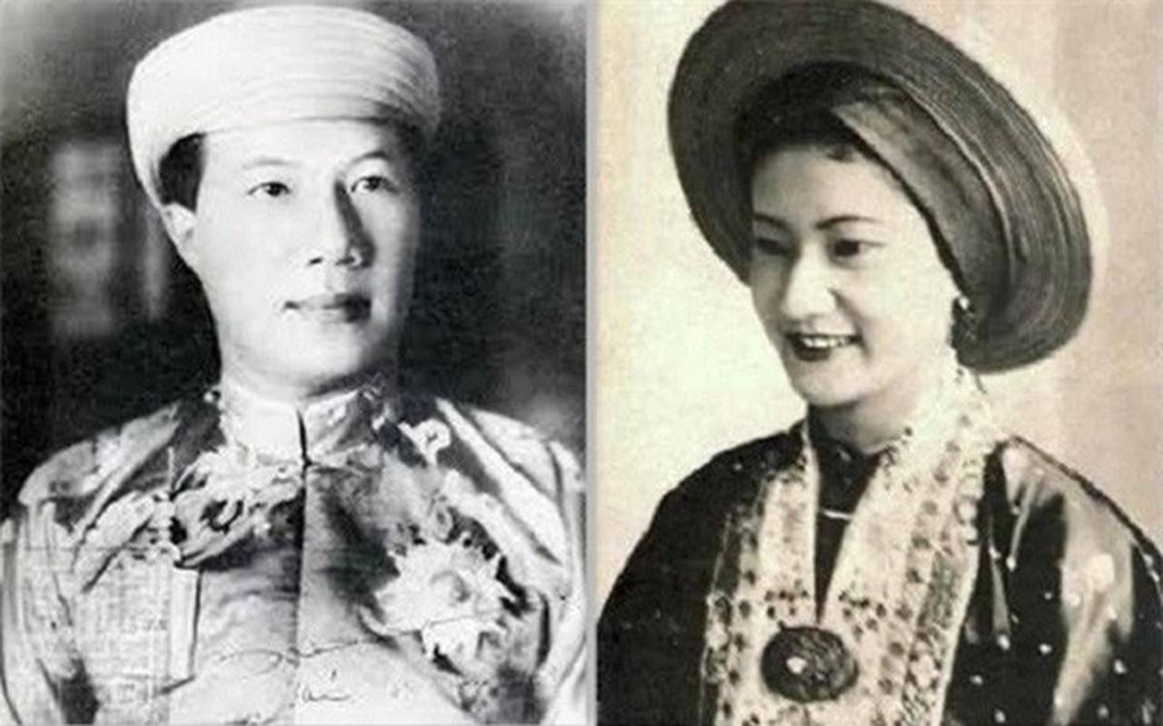 Nhung my nhan tuyet sac di qua cuoc doi vua Bao Dai