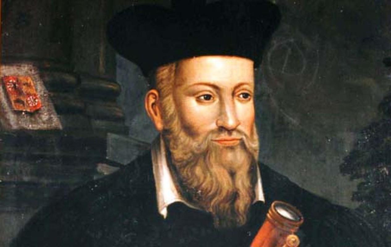 Nha tien tri Nostradamus nhin thay truoc cai chet cua ban than