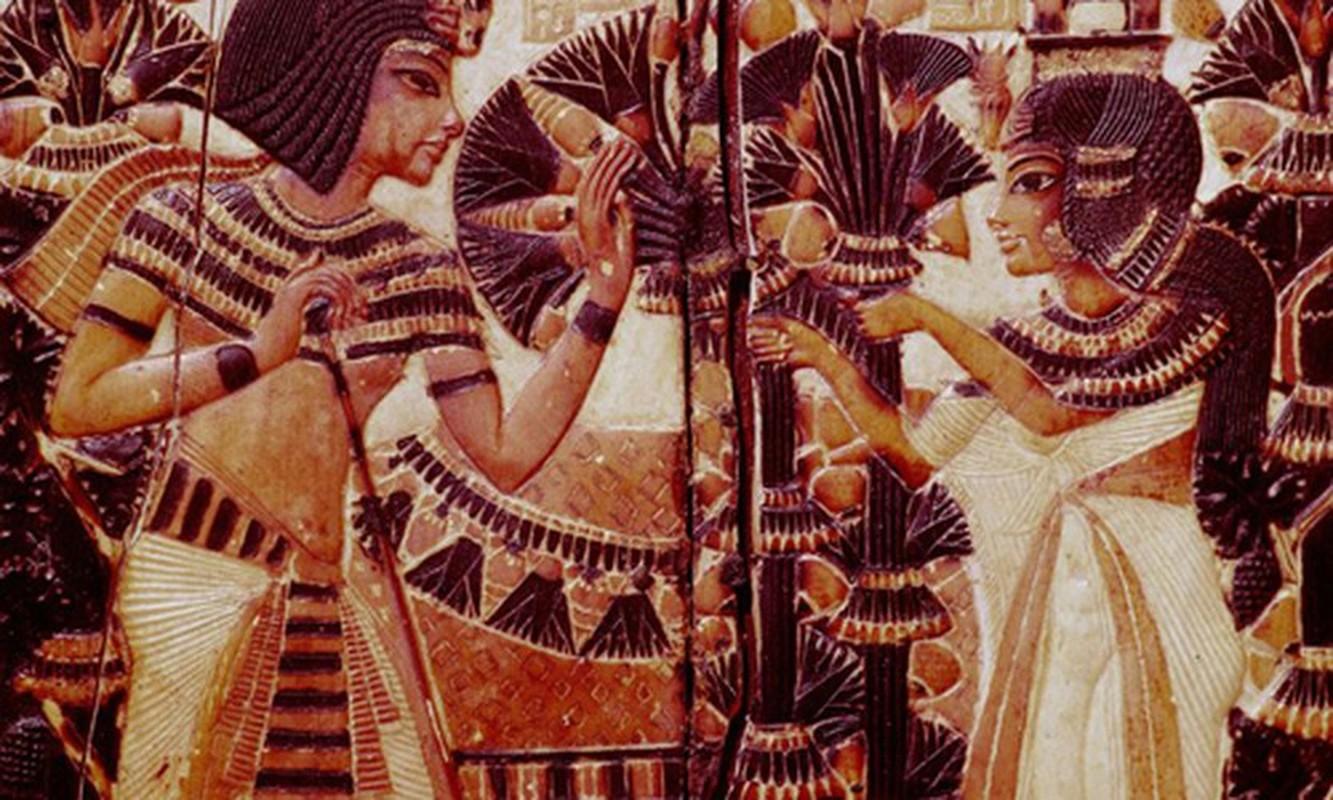 Kho giai cai chet cua pharaoh tre nhat lich su Ai Cap co dai-Hinh-2