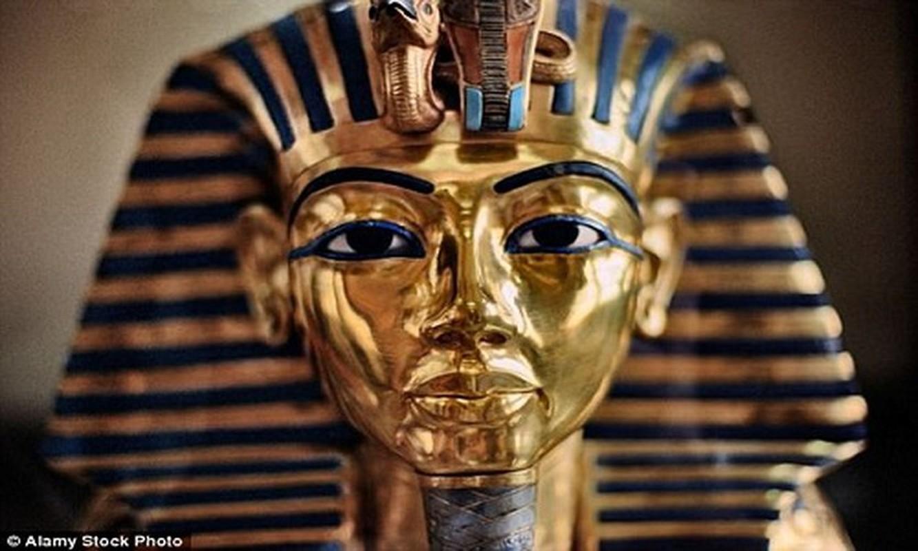 Kho giai cai chet cua pharaoh tre nhat lich su Ai Cap co dai