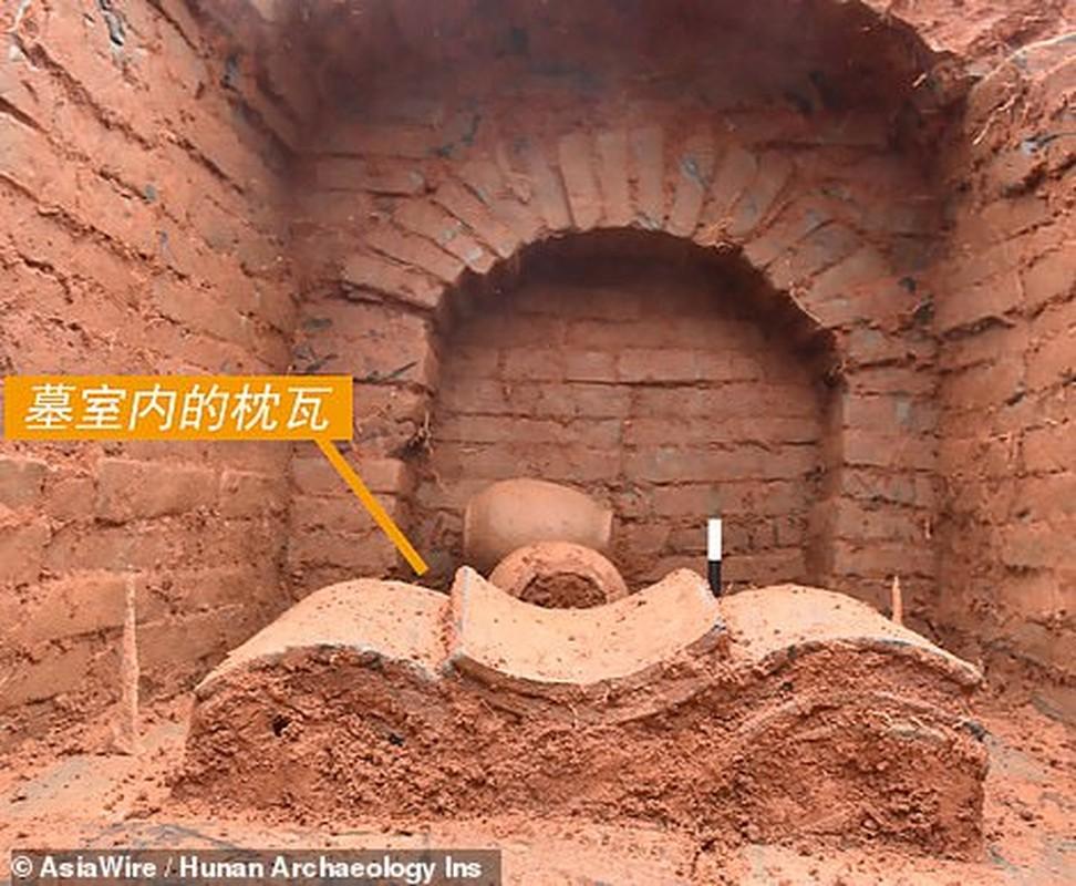 Bi mat trong mo co 1.000 tuoi cua cap vo chong Trung Quoc-Hinh-2