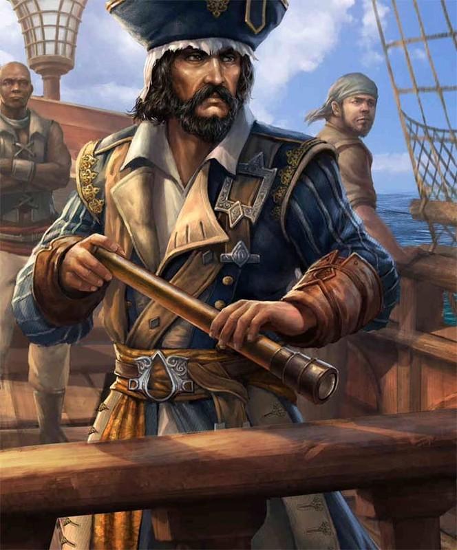 Hai tac William Kidd khet tieng lich su da khuynh dao dai duong the nao?