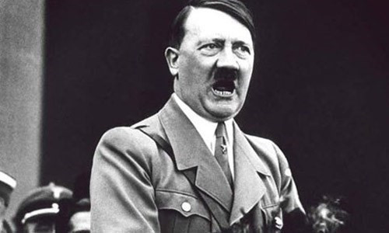 "Hitler duoc tha mang trong The chien I de roi ""tao nghiep"" ra sao?"