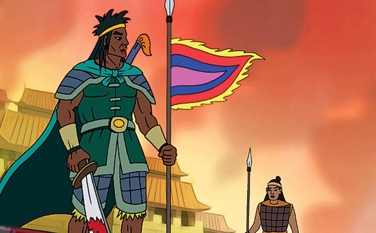 "9 vi vua tri vi ""chop nhoang"" trong su Viet"