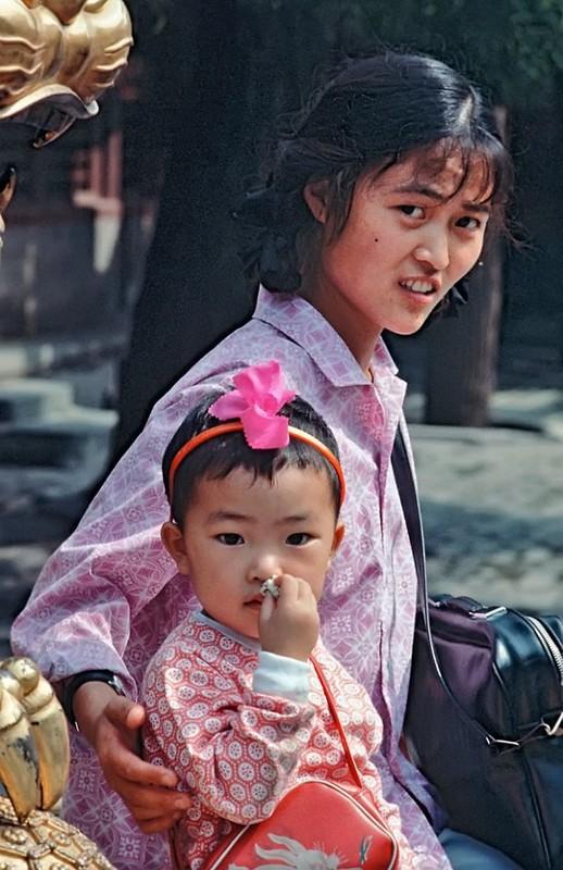 Hinh anh moc mac ve cuoc song o Trung Quoc nhung nam 1970-Hinh-2