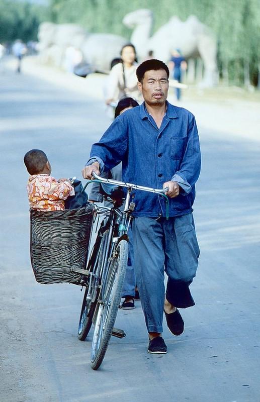 Hinh anh moc mac ve cuoc song o Trung Quoc nhung nam 1970-Hinh-5