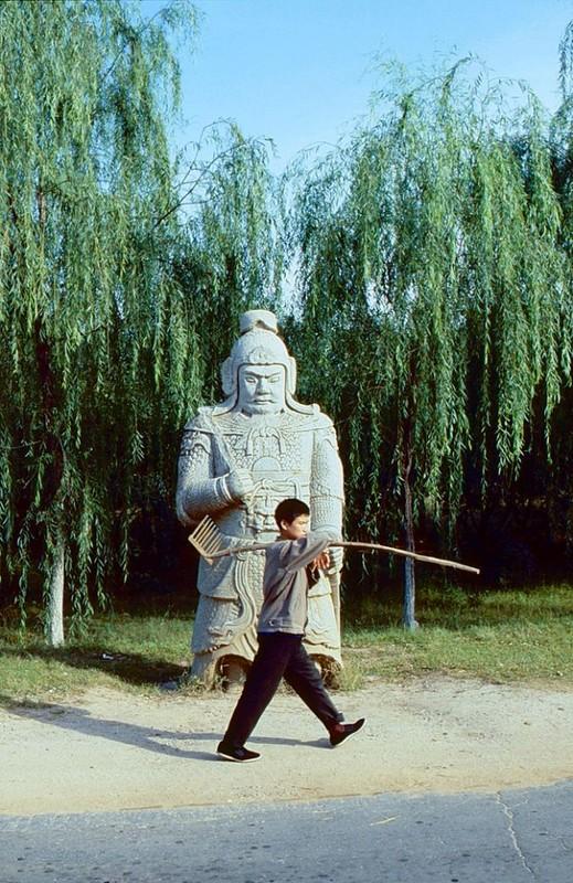 Hinh anh moc mac ve cuoc song o Trung Quoc nhung nam 1970-Hinh-7