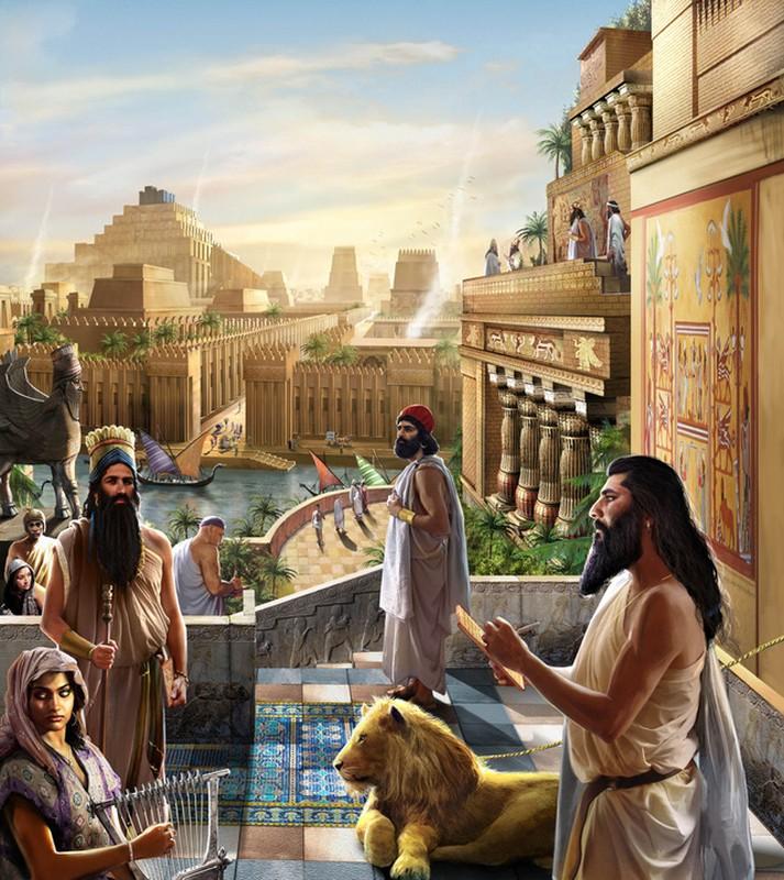 Vi sao de che Babylon hung manh sup do khong the cuu van?-Hinh-4