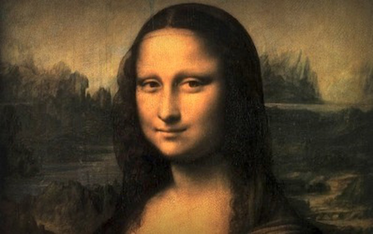 "Leonardo da Vinci co doi mat ""sieu pham"" giup tao nen buc Mona Lisa?-Hinh-7"