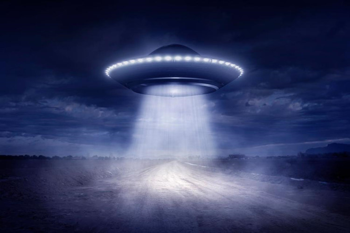 My sap cong bo thong tin gay chan dong ve viec san lung UFO?