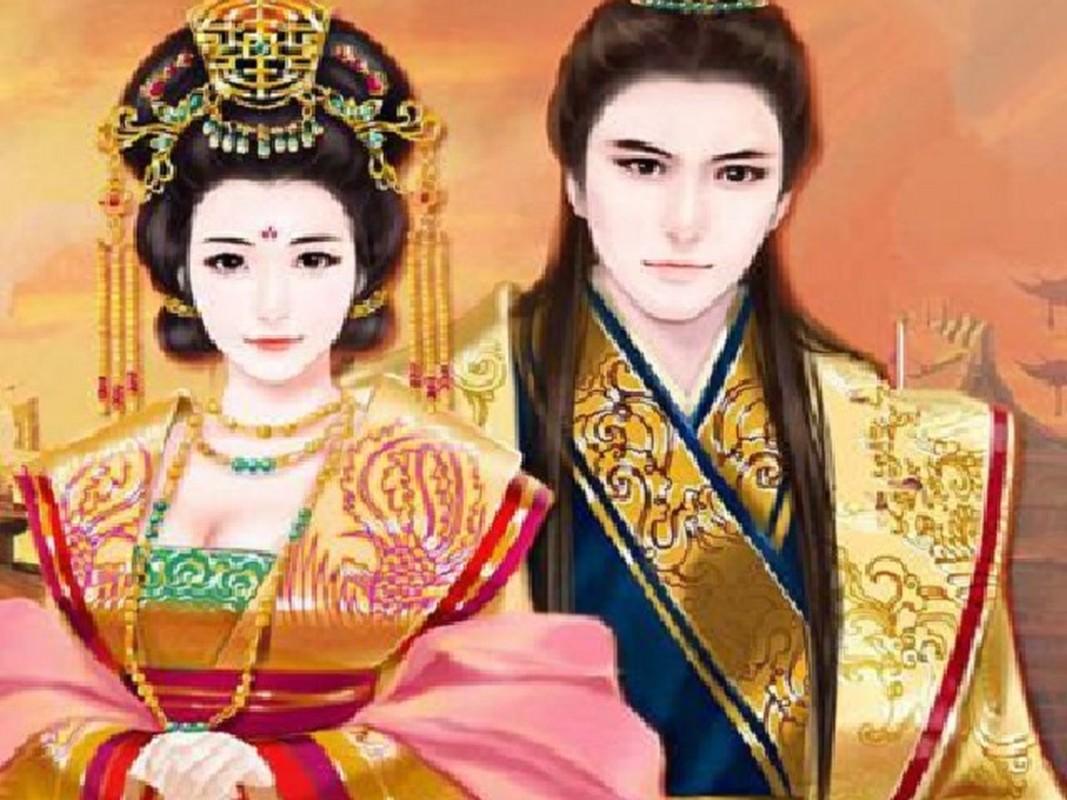 Hoang hau Trung Quoc muon giet con trai vi so con am hai chong