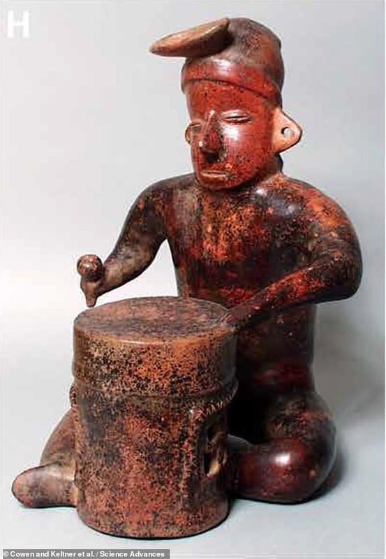 Tiet lo bi mat thu vi ve buc tuong co cua nguoi Maya
