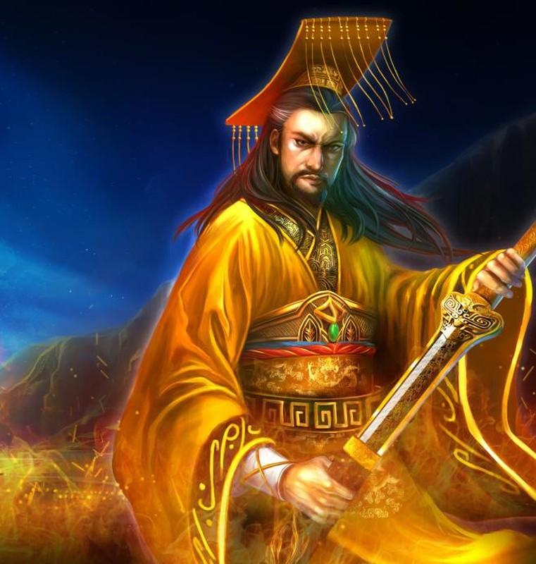 Giai thoai Hoang de TQ con troi co kha nang goi rong-Hinh-9