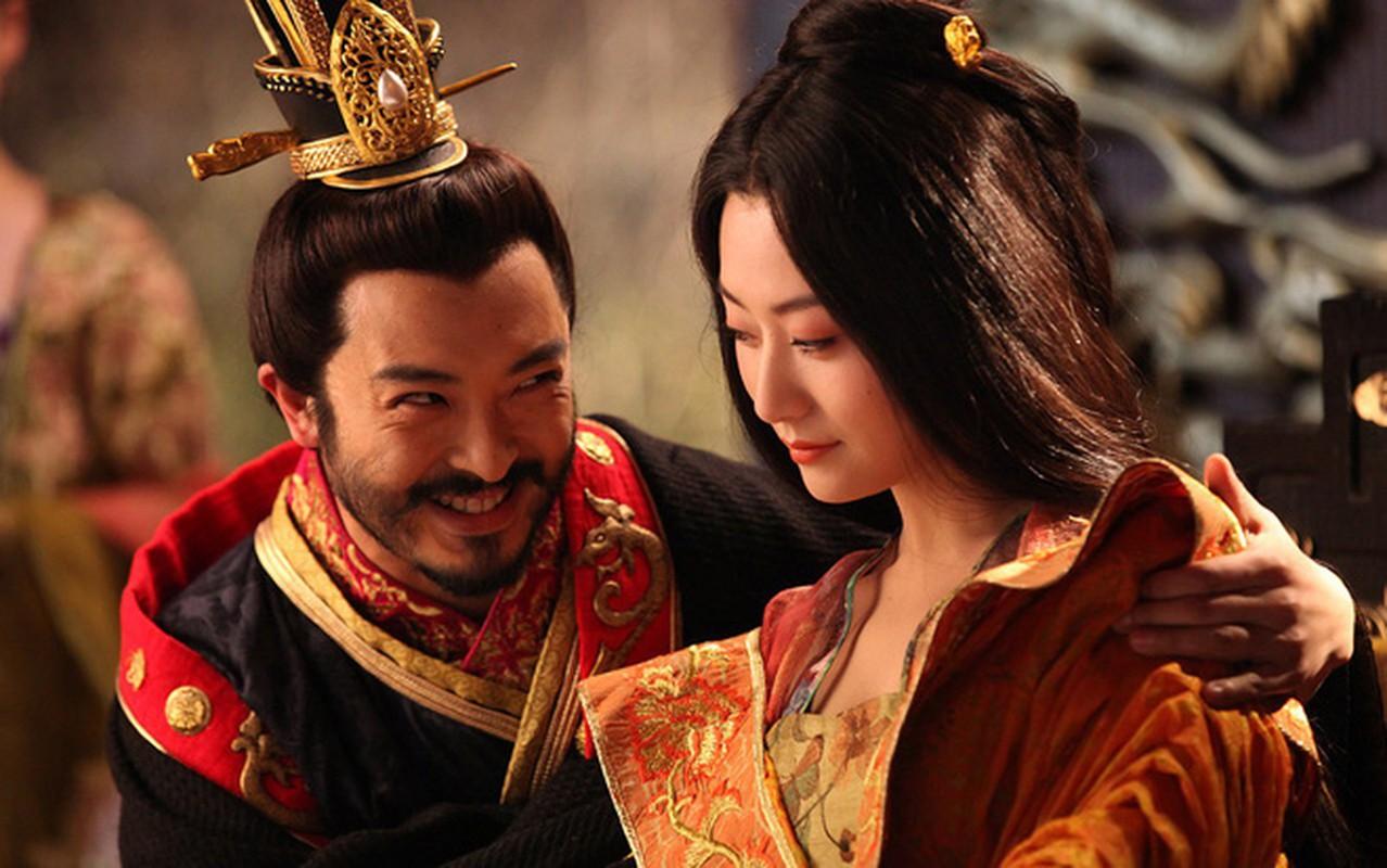 Chuyen nang ky nu mot buoc tro thanh hoang hau Trung Quoc-Hinh-10