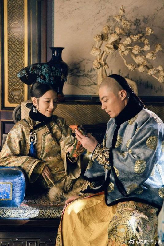 Chuyen nang ky nu mot buoc tro thanh hoang hau Trung Quoc-Hinh-8