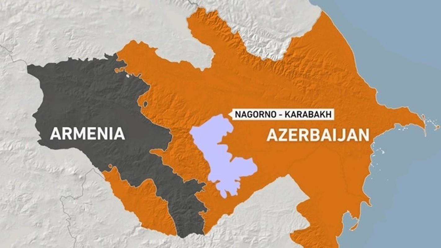 Diem nong Armenia: Bi mat vuong quoc co, chien binh dung manh