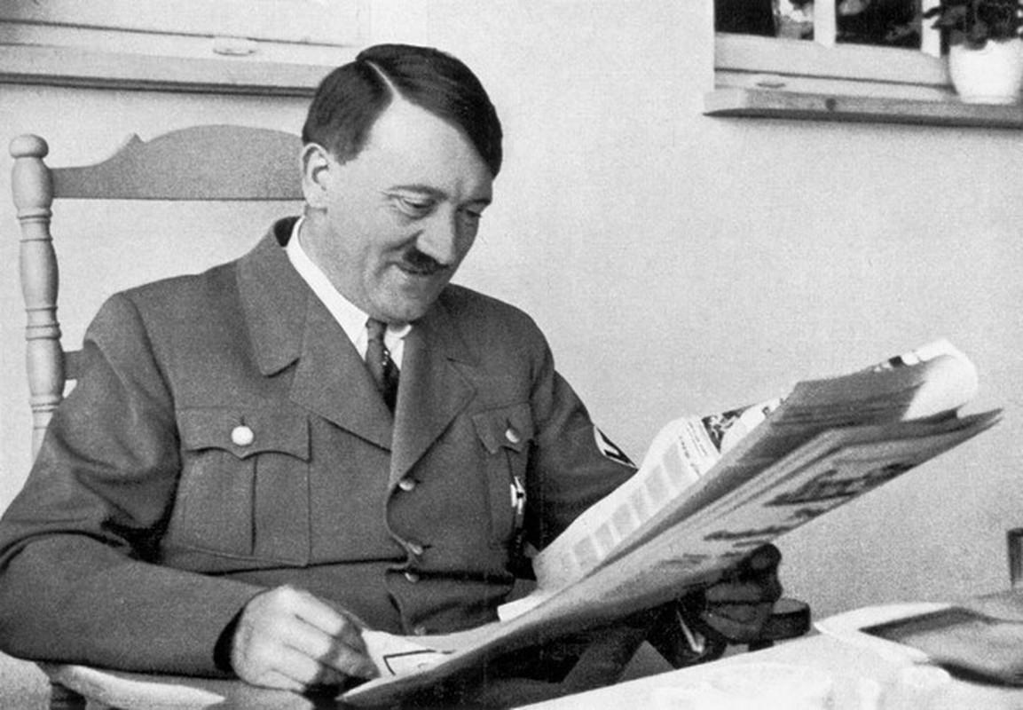 De lo bi mat soc, trum phat xit Hitler la ke 2 mat?