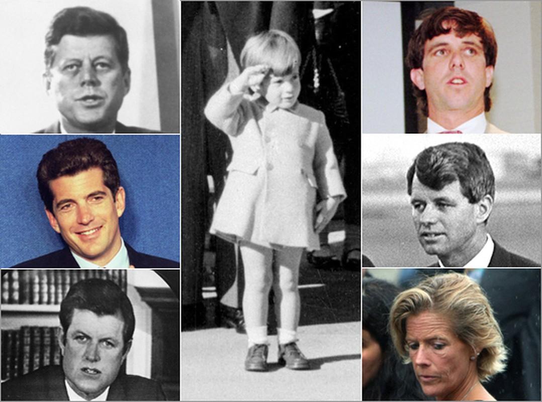 """Bi an """"loi nguyen"""" nghiet nga deo bam gia toc Kennedy danh tieng"""