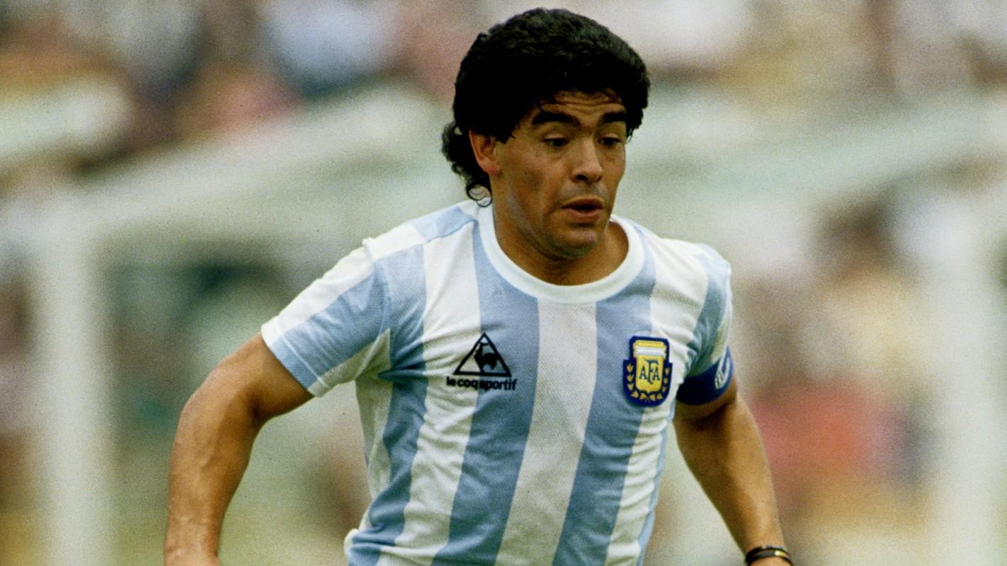Tuoi tho song khu o chuot kho quen cua huyen thoai Diego Maradona