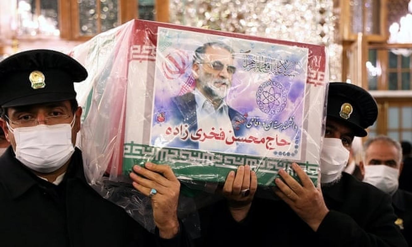 Vu chuyen gia hat nhan Iran: Bao nhieu nha khoa hoc noi tieng bi am sat?