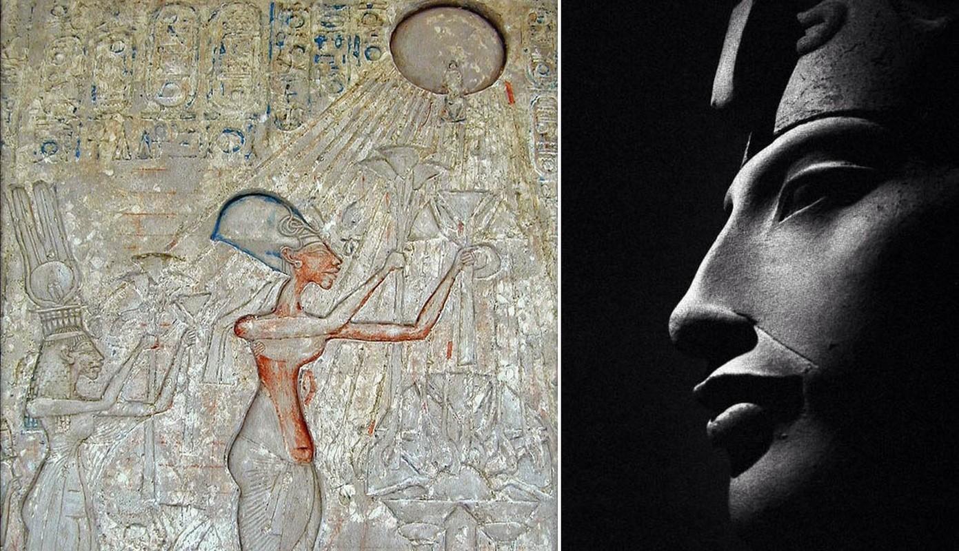 Bi an pharaoh Ai Cap bi xoa ten khoi danh sach cac vi vua-Hinh-10