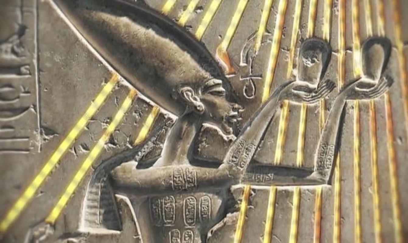 Bi an pharaoh Ai Cap bi xoa ten khoi danh sach cac vi vua-Hinh-2