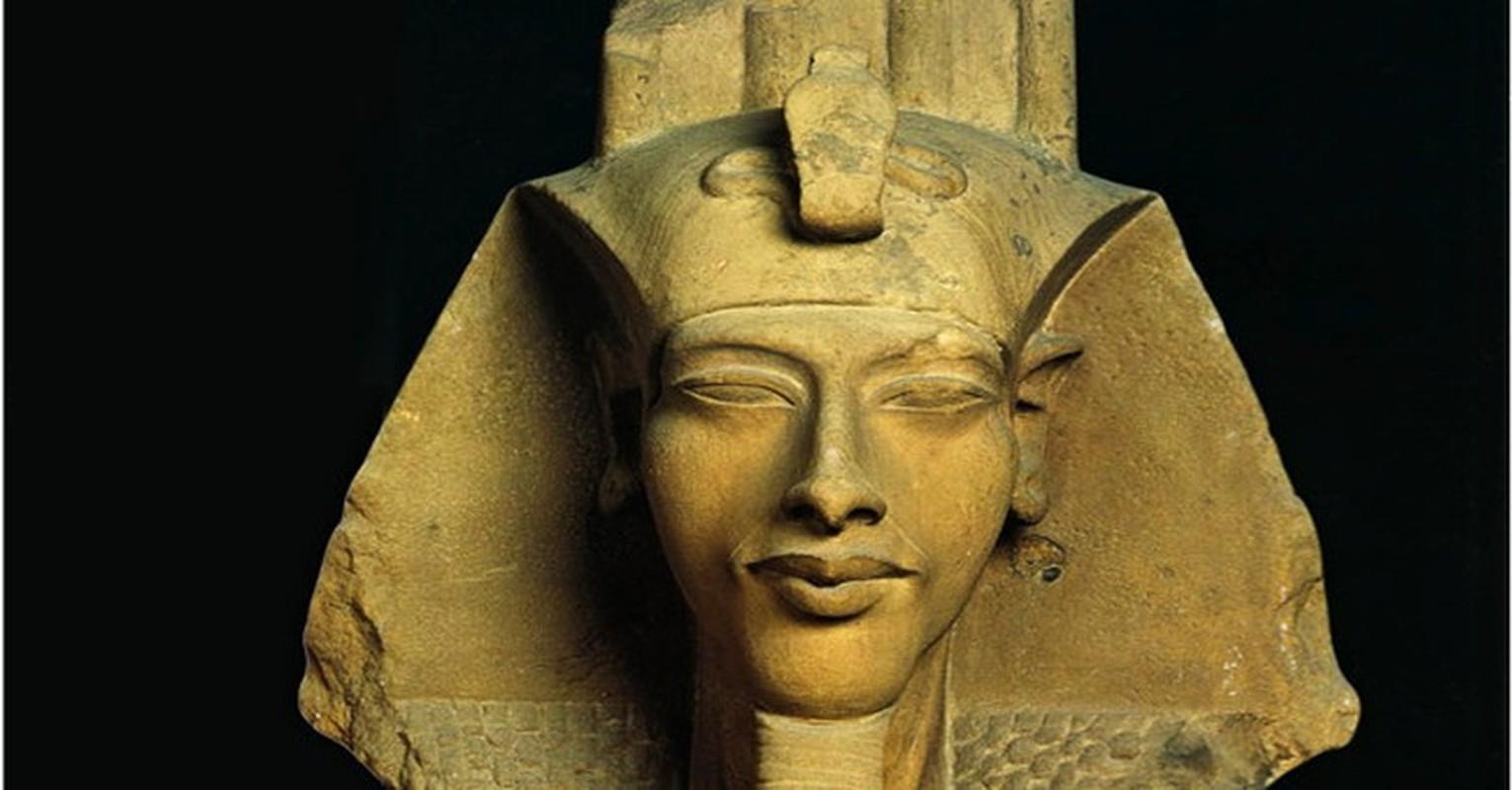 Bi an pharaoh Ai Cap bi xoa ten khoi danh sach cac vi vua-Hinh-3