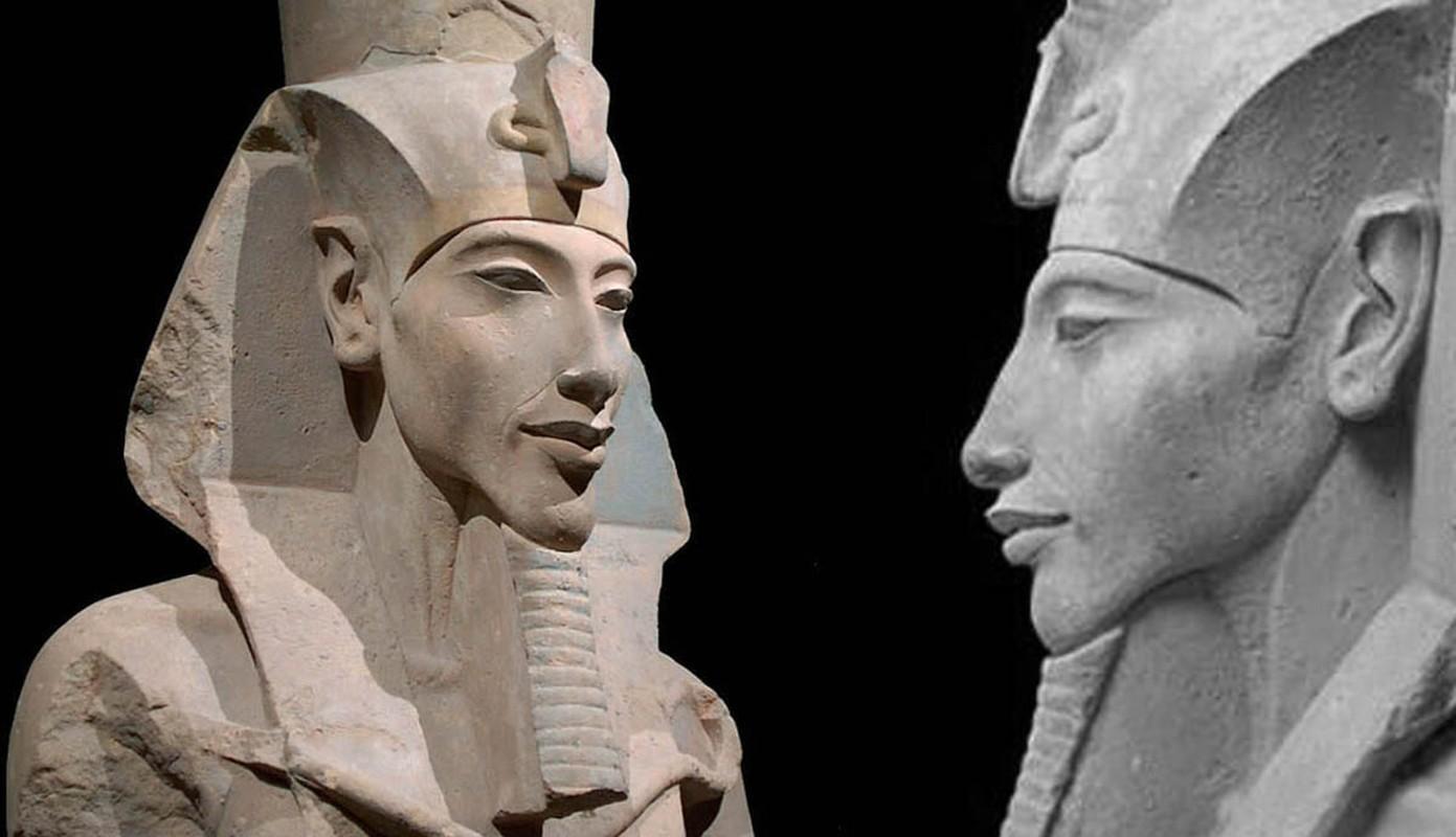 Bi an pharaoh Ai Cap bi xoa ten khoi danh sach cac vi vua-Hinh-4