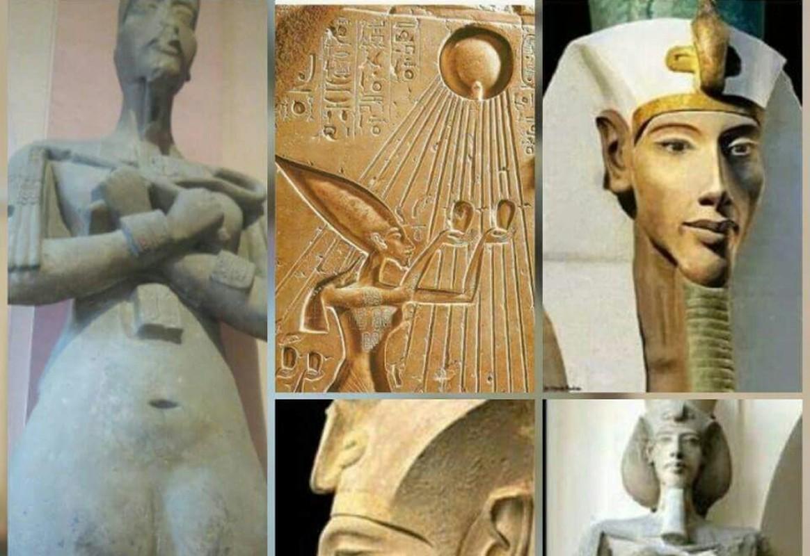 Bi an pharaoh Ai Cap bi xoa ten khoi danh sach cac vi vua-Hinh-6