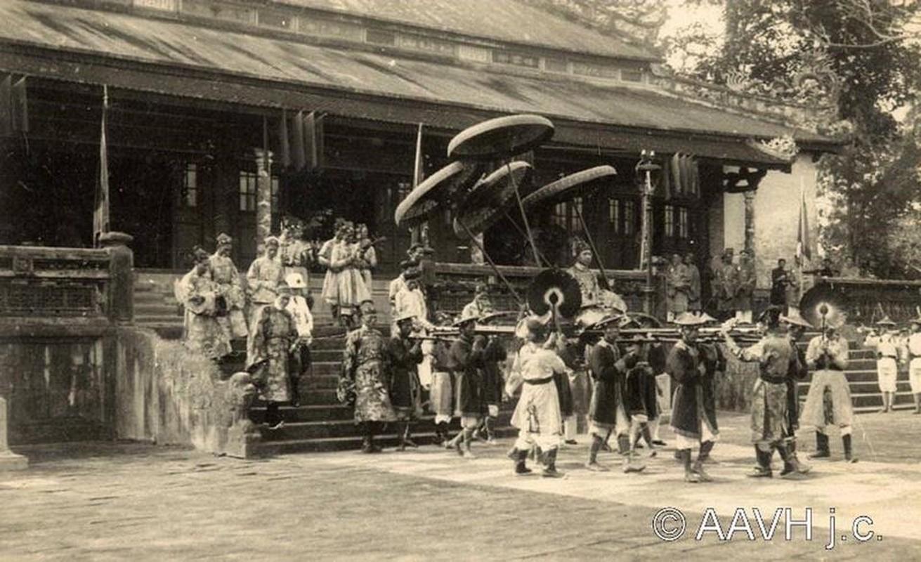 Bo anh cuoi cua Vua Bao Dai va Nam Phuong Hoang hau-Hinh-10