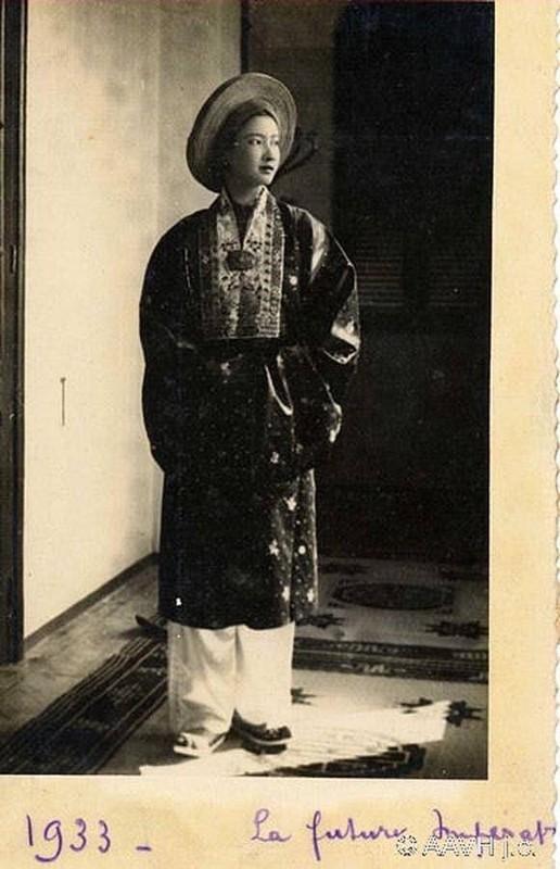 Bo anh cuoi cua Vua Bao Dai va Nam Phuong Hoang hau-Hinh-12