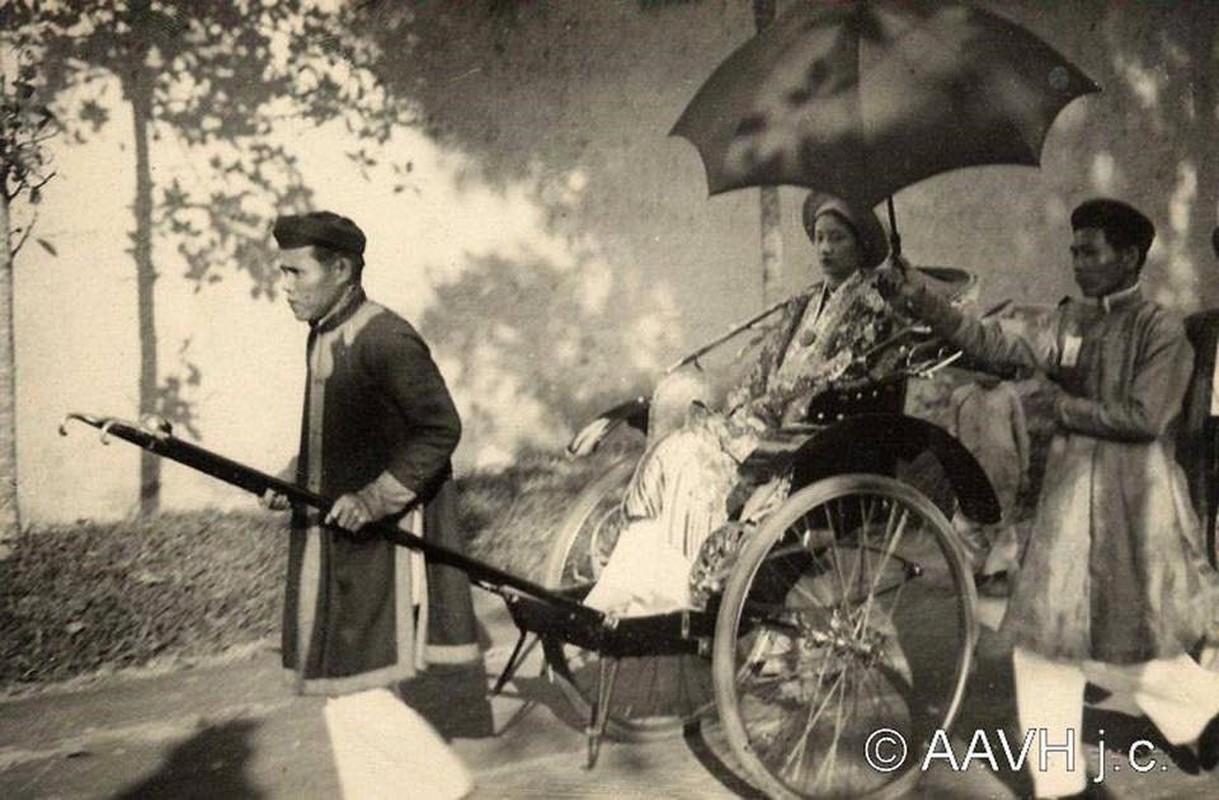 Bo anh cuoi cua Vua Bao Dai va Nam Phuong Hoang hau-Hinh-3
