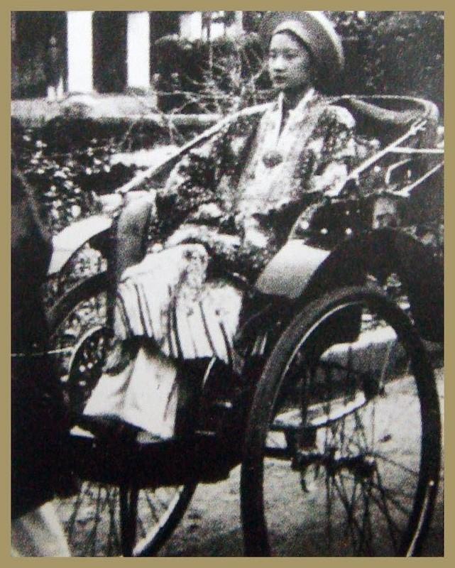 Bo anh cuoi cua Vua Bao Dai va Nam Phuong Hoang hau-Hinh-4
