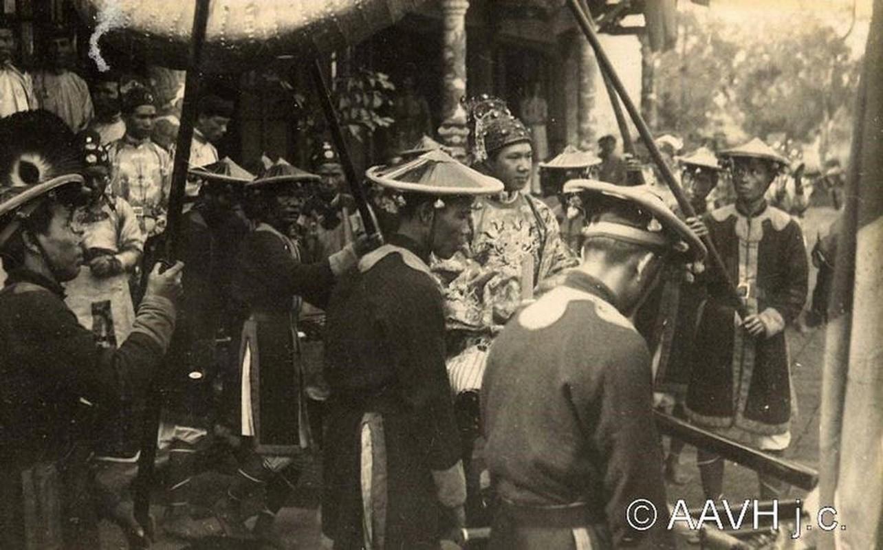 Bo anh cuoi cua Vua Bao Dai va Nam Phuong Hoang hau-Hinh-7