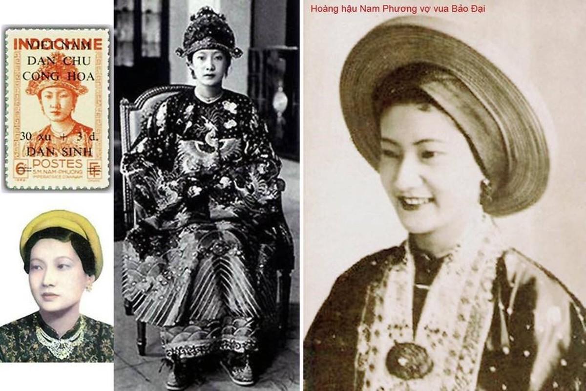 Bo anh cuoi cua Vua Bao Dai va Nam Phuong Hoang hau-Hinh-9
