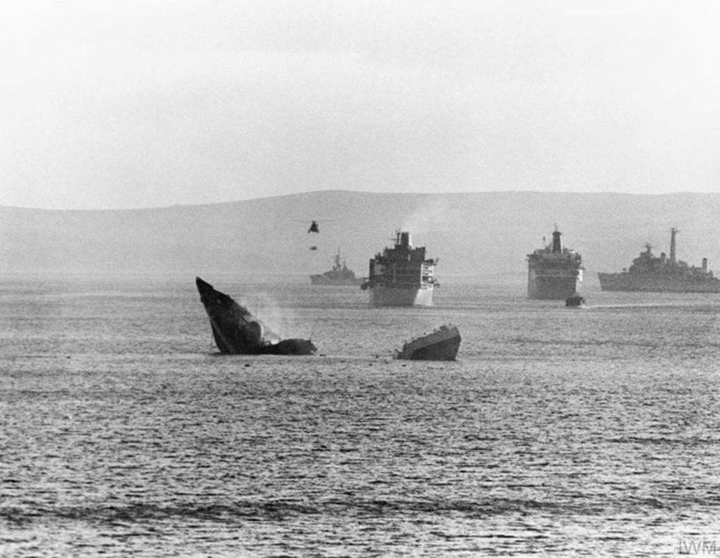 "Choang voi dong thai ran mat cua ""ba dam thep"" trong cuoc chien Falklands-Hinh-7"
