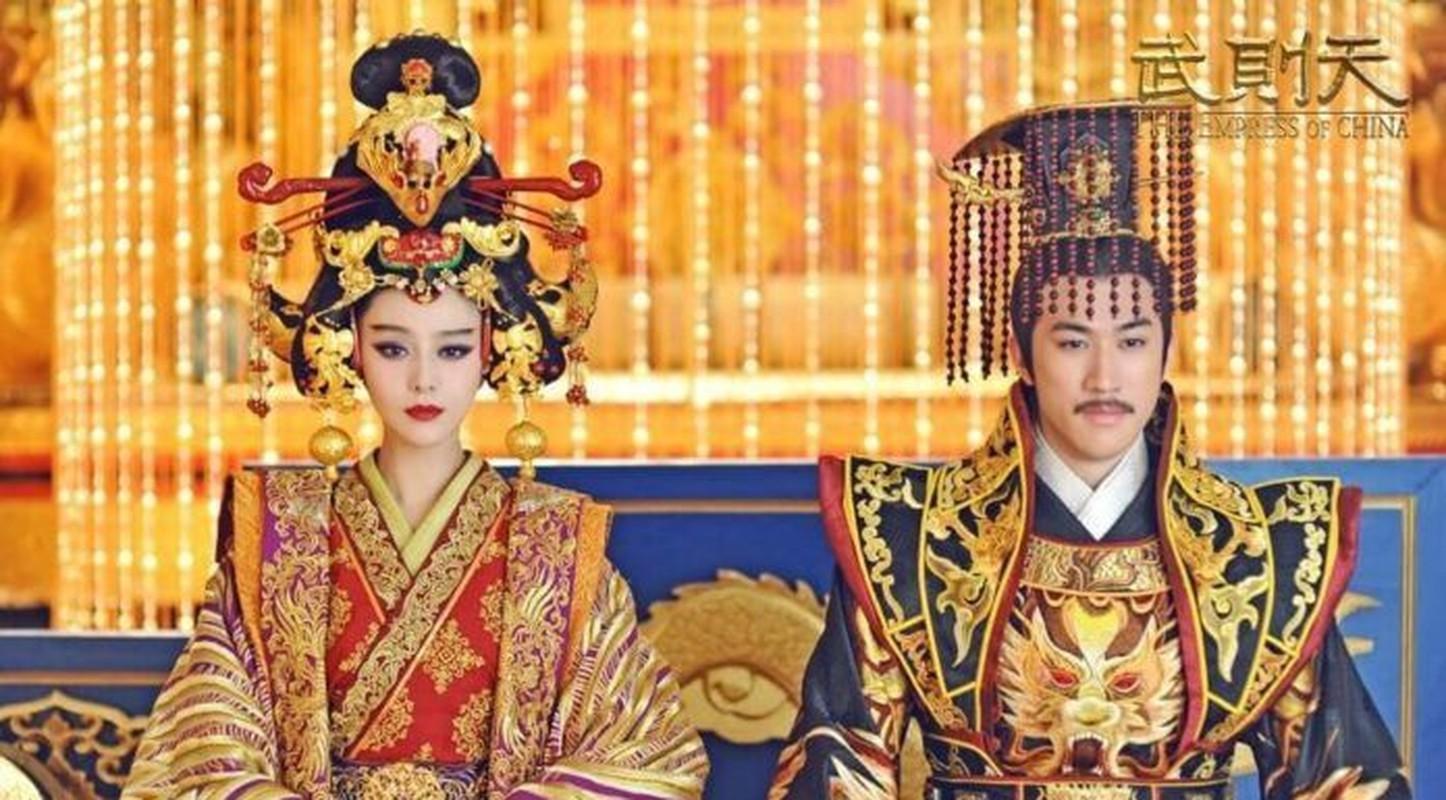 Hoang hau Trung Quoc thoi phong kien quyen uy do nao?