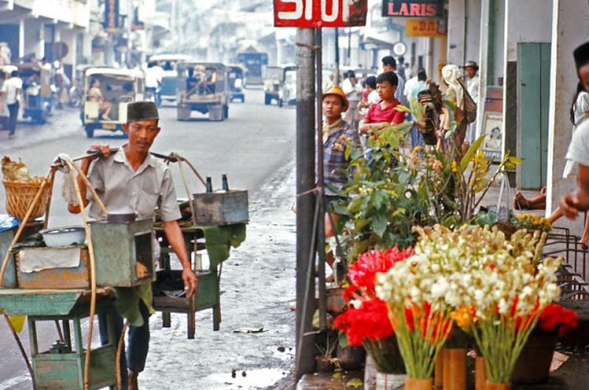 Anh hiem dat nuoc va con nguoi Indonesia nhung nam 1970