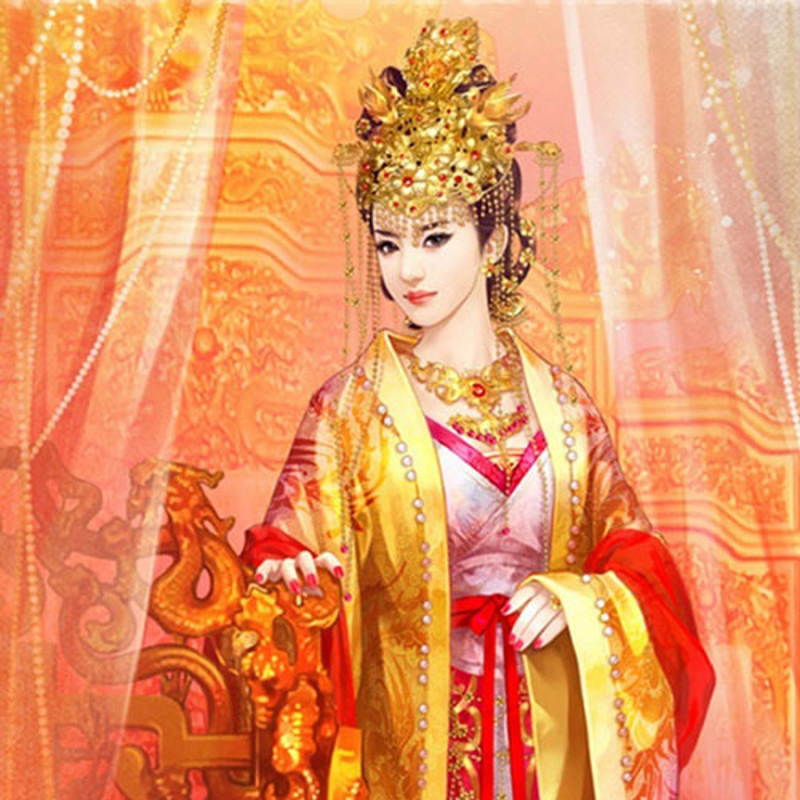 Cong chua Trung Quoc loan luan voi em trai, nuoi 30 sung nam