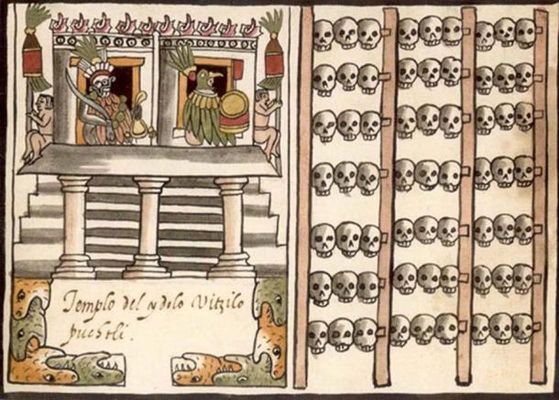 Phat hien moi tai thap so nguoi rung ron o Mexico-Hinh-7