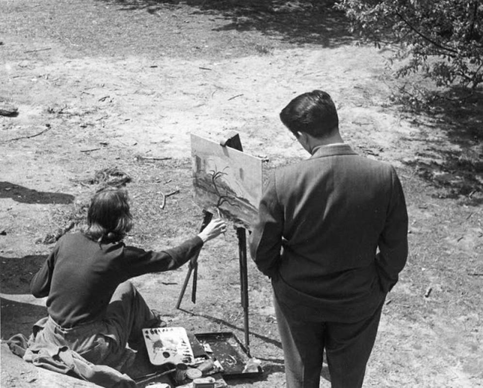 Anh hiem thanh pho New York nhung nam 1950-Hinh-10