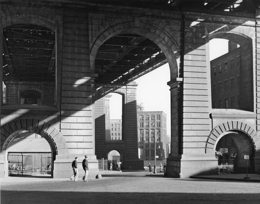 Anh hiem thanh pho New York nhung nam 1950-Hinh-3