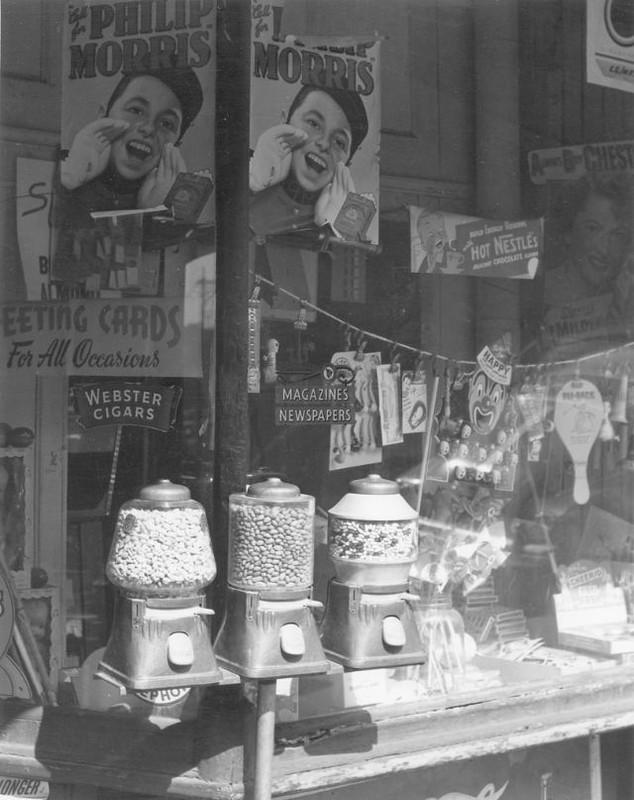 Anh hiem thanh pho New York nhung nam 1950-Hinh-4